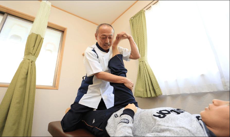 いわみ整骨院での腰痛の治療方法